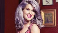 Kelly Osbourne appears in a photo posted on her official Twitter account on June 4, 2012.