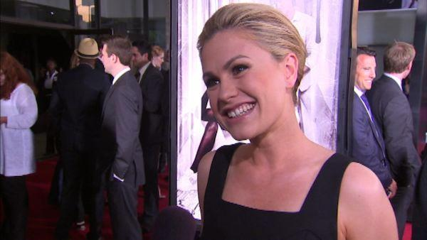 Anna Paquin talks to OTRC.com at thepremiere of 'True Blood' season 4 in June 2011.