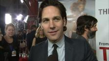 Paul Rudd talks to OTRC.com about his 2012 comedy film, This is 40, which hits theaters Dec. 21, 2012. - Provided courtesy of none / OTRC