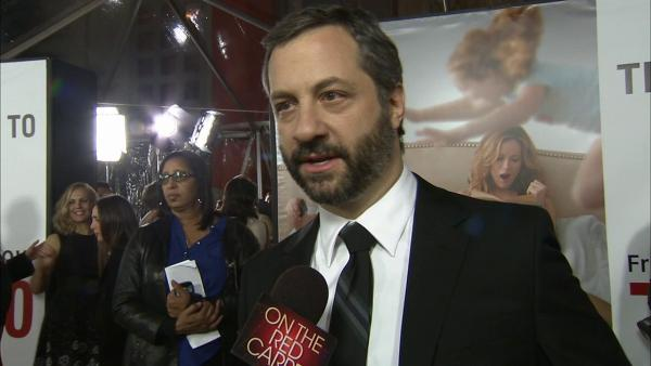 Judd Apatow talks his inspiration for 'This Is 40'