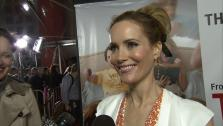 Leslie Mann talks to OTRC.com about her 2012 comedy film, This is 40, which hits theaters Dec. 21, 2012. - Provided courtesy of none / OTRC