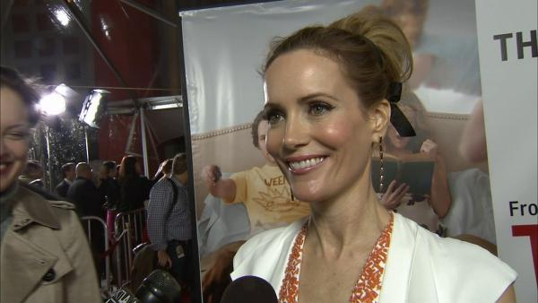 Leslie Mann talks turning 40, her upcoming film 'This is 40'