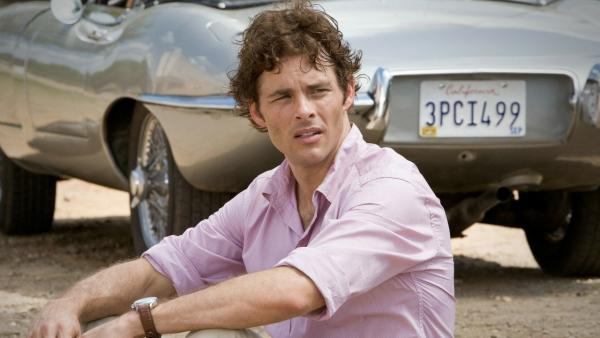 James Marsden appears in a still from his 2011 film, 'Straw Dogs.'