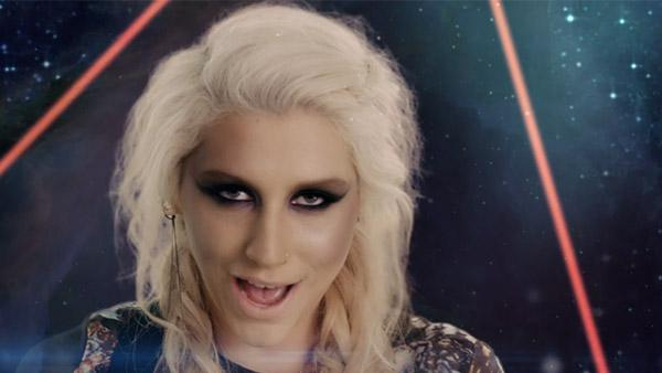 Kesha appears in a scene from her 2012 music video Die Young. - Provided courtesy of Kemosabe Records / RCA Records