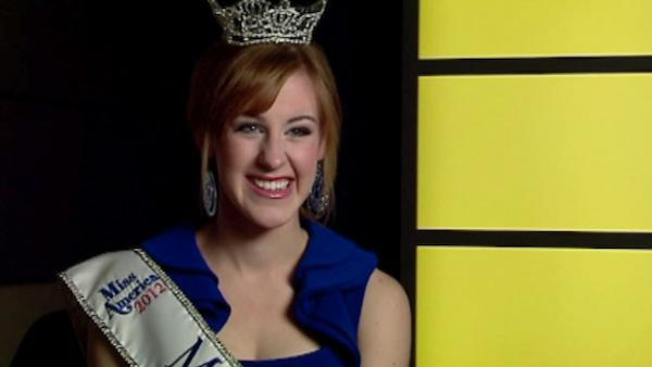 Arlie Honeycutt, Miss North Carolina, dishes on Miss America competition