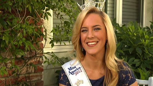 Miss California Leah Cecil talks Miss America