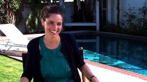 Amanda Peet talks about the show 'Bent' in an interview with NBC in March 2012.