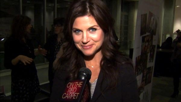 Tiffani Amber Thiessen talks to OnTheRedCarpet.com at the 11th annual Biggest Baby Shower event on February 28, 2012.