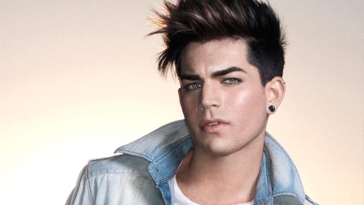 Adam Lambert appears in a promotional photo for the VH1 Divas dance party which is set to take place on Sunday, December 16, 2012.VH1
