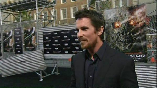 Christian Bale talks to ABC7.