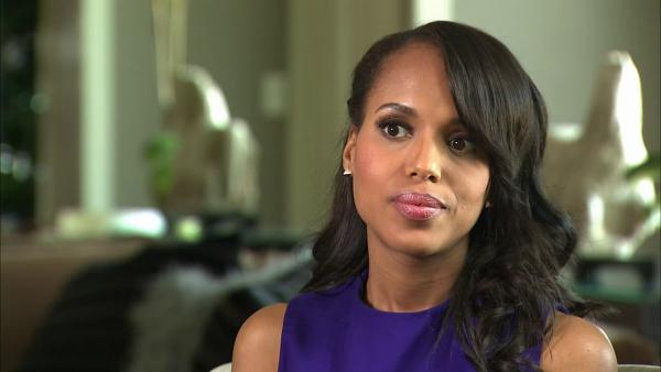 Kerry Washington talked to OTRC.com about the second season of her ABC drama series 'Scandal' on Sept. 16, 2012.
