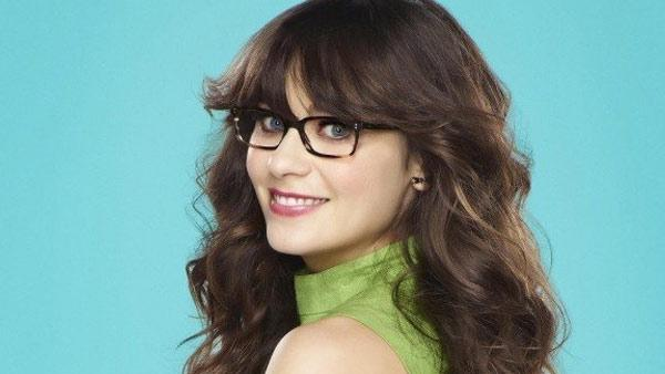 Zooey Deschanel appears in a 2011 promotional photo for The New Girl. - Provided courtesy of Fox