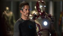 Tony Stark/Iron Man (Robert Downey Jr.) appears in a scene from Marvels Iron Man 3. - Provided courtesy of Marvel / Walt Disney Pictures