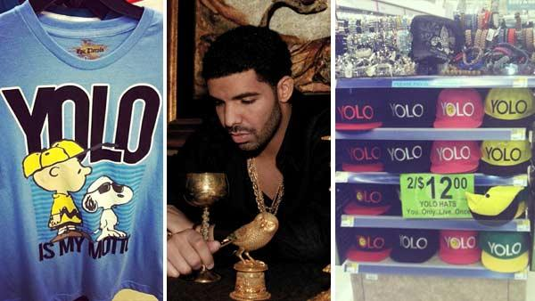 Rapper Drake appears on the cover of his Take Care album in 2011. / Photos of producted featured on Drakes Instagram account posted on December 24, 2012. - Provided courtesy of Young Money Records / Instagram.com/champagnepapi