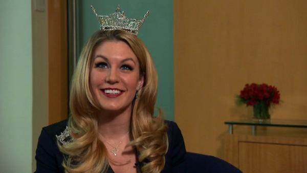 Miss New York, Mallory Hytes Hagan, talks Miss America pageant