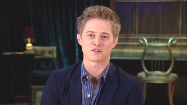 Lucas Grabeel talks 'Switched at Birth,' season 2 spoilers