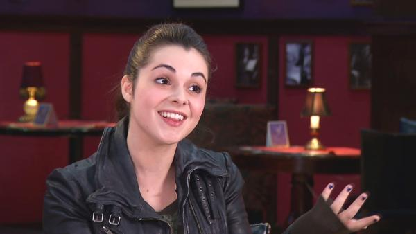 Vanessa Marano talks 'Switched at Birth,' working with Gilles Marini