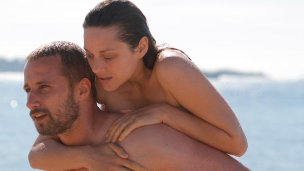 'Rust and Bone' trailer - with Marion Cotillard