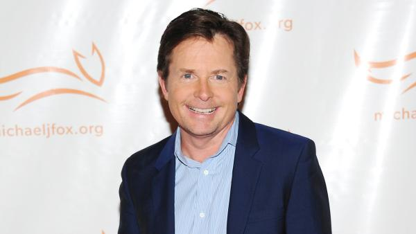 Actor Michael J. Fox attends A Funny Thing Happened on the Way To Cure Parkinsons Michael J. Fox Foundation for Parkinsons Research benefit at the Waldorf-Astoria Hotel on Saturday Nov. 10, 2012 in New York. - Provided courtesy of AP / Evan Agostini / AP