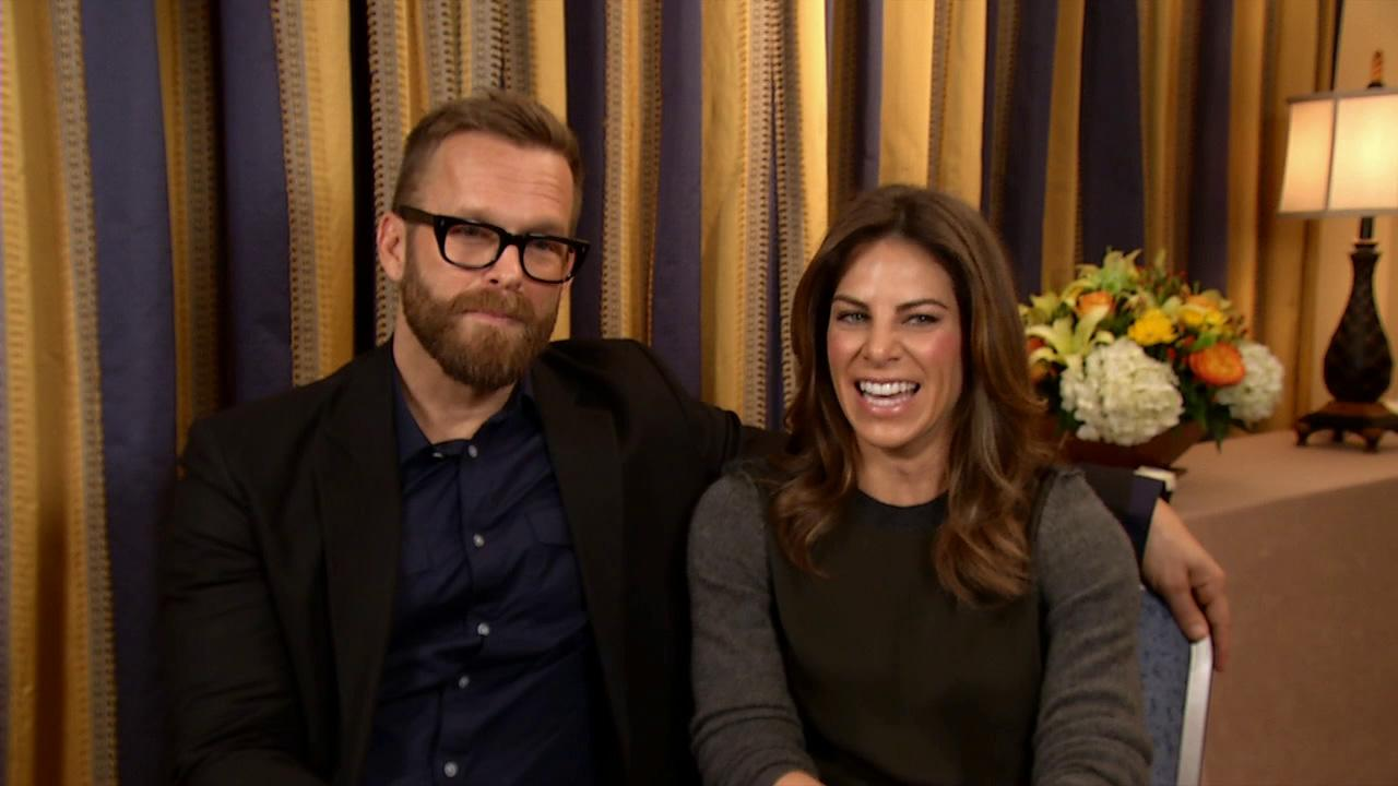 Jilllian Michaels and Bob Harper talk about the 14th season of The Biggest Loser, tackling the issue of childhood obesity.