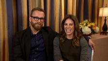 Jilllian Michaels and Bob Harper talk about the 14th season of The Biggest Loser, tackling the issue of childhood obesity. - Provided courtesy of none / NBC