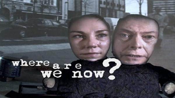 David Bowie appears in his 2013 music video Where Are We Now? - Provided courtesy of Iso / Columbia Records