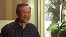 Ang Lee talks to OTRC.com on Jan. 10, 2013 after receiving an Oscar nomination for The Impossible.
