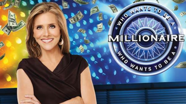 Meredith Vieira appears in a promotional photo for Who Wants To Be a Millionnaire? - Provided courtesy of ABC