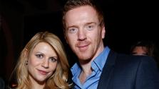 Homelands Claire Danes and Damian Lewis attend a Showtime dinner celebrating the cable channels 2013 Golden Globe Nominees on Jan. 12, 2013 at Chateau Marmont in West Hollywood, California. - Provided courtesy of Alexandra Wyman / Showtime