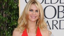 Actress Claire Danes arrives at the 70th Annual Golden Globe Awards at the Beverly Hilton Hotel on Sunday Jan. 13, 2013, in Beverly Hills, Calif. - Provided courtesy of AP / Jordan Strauss