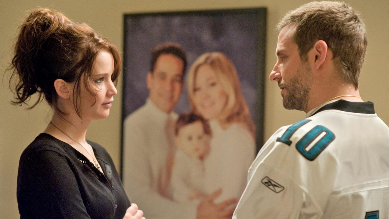 Jennifer Lawrence and Bradley Cooper appear in a scene from the 2012 film Silver Linings Playbook. <span class=meta>(The Weinstein Company)</span>
