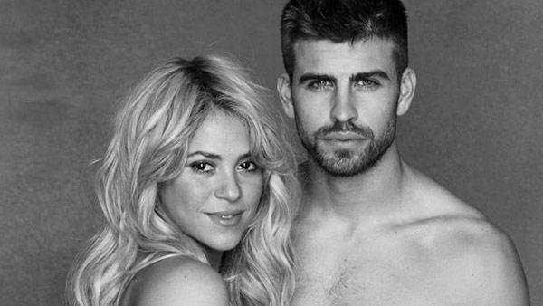 Shakira appears with boyfriend Gerard Pique in a photo posted on her official Facebook page on January 16, 2013. - Provided courtesy of Facebook.com/Shakira / JAUME LAIGUANA