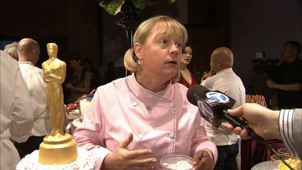 OTRC: Sherry Yard talks Governors Ball desserts, shows off creations