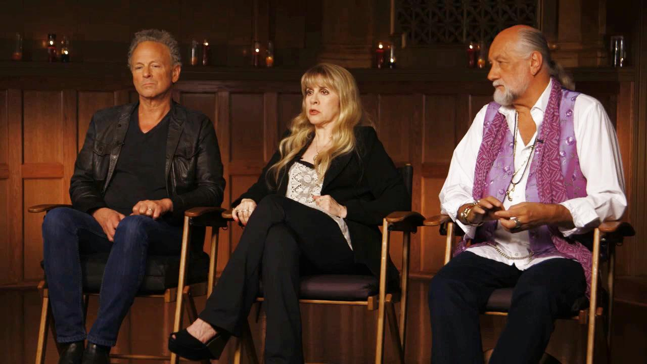 Fleetwood Mac talks to OTRC.com on January 23, 2013.