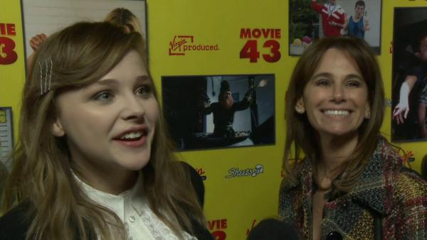 Chloe Moretz talks menstruation scenes in 'Movie 43,' 'Carrie'