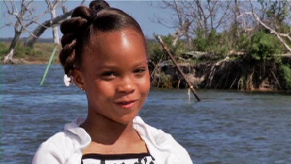 Quvenzhane Wallis talks her character in 'Beasts of the Southern Wild'