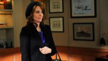 Tina Fey appears in a scene from 30 Rock in 2013. - Provided courtesy of NBC