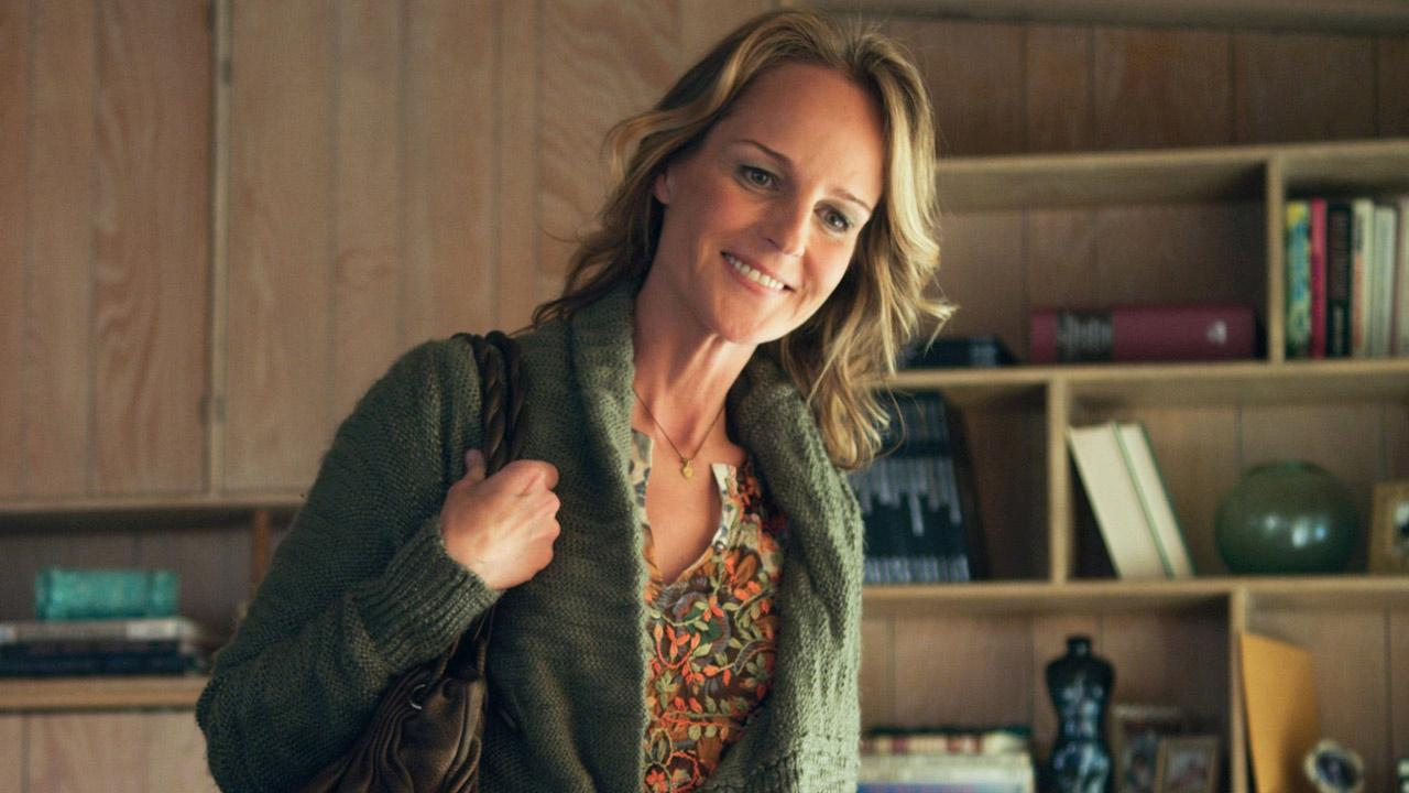 Helen Hunt appears in a scene from the 2012 movie The Sessions.
