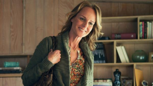 Helen Hunt appears in a scene from the 2012 movie 'The Sessions.'