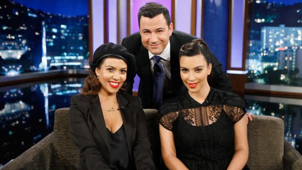 Kim Kardashian appears on the Today show on Jan. 15, 2013. - Provided courtesy of Today / NBC