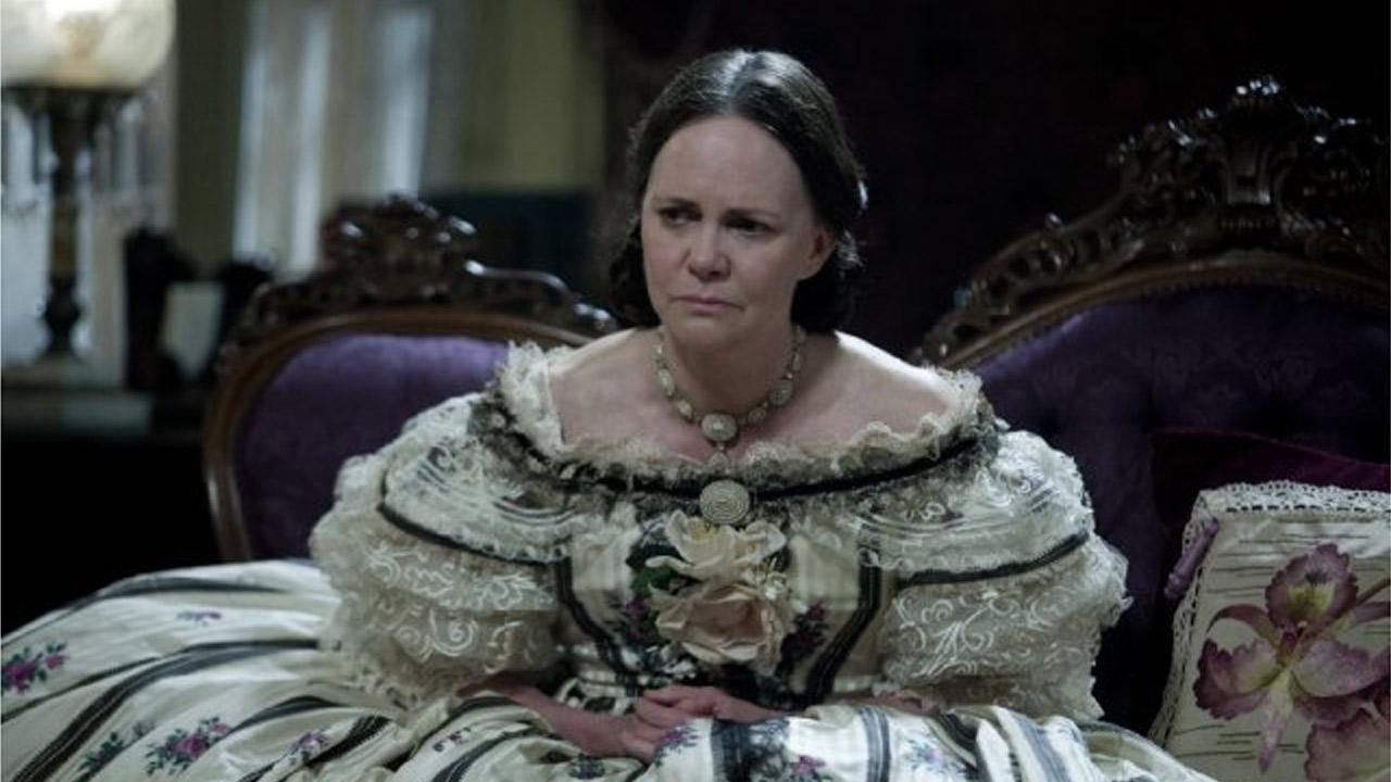 Sally Field appears in a scene from the 2012 film Lincoln. David James / DreamWorks II Distribution Co., LLC.