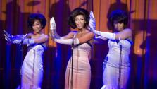 Beyonce, Jennifer Hudson and Anika Noni Rose appear in a scene from the 2006 film Dreamgirls.