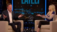 Piers Morgan and Chelsea Handler appear on Chelsea Lately on Jan. 30, 2013. - Provided courtesy of E!