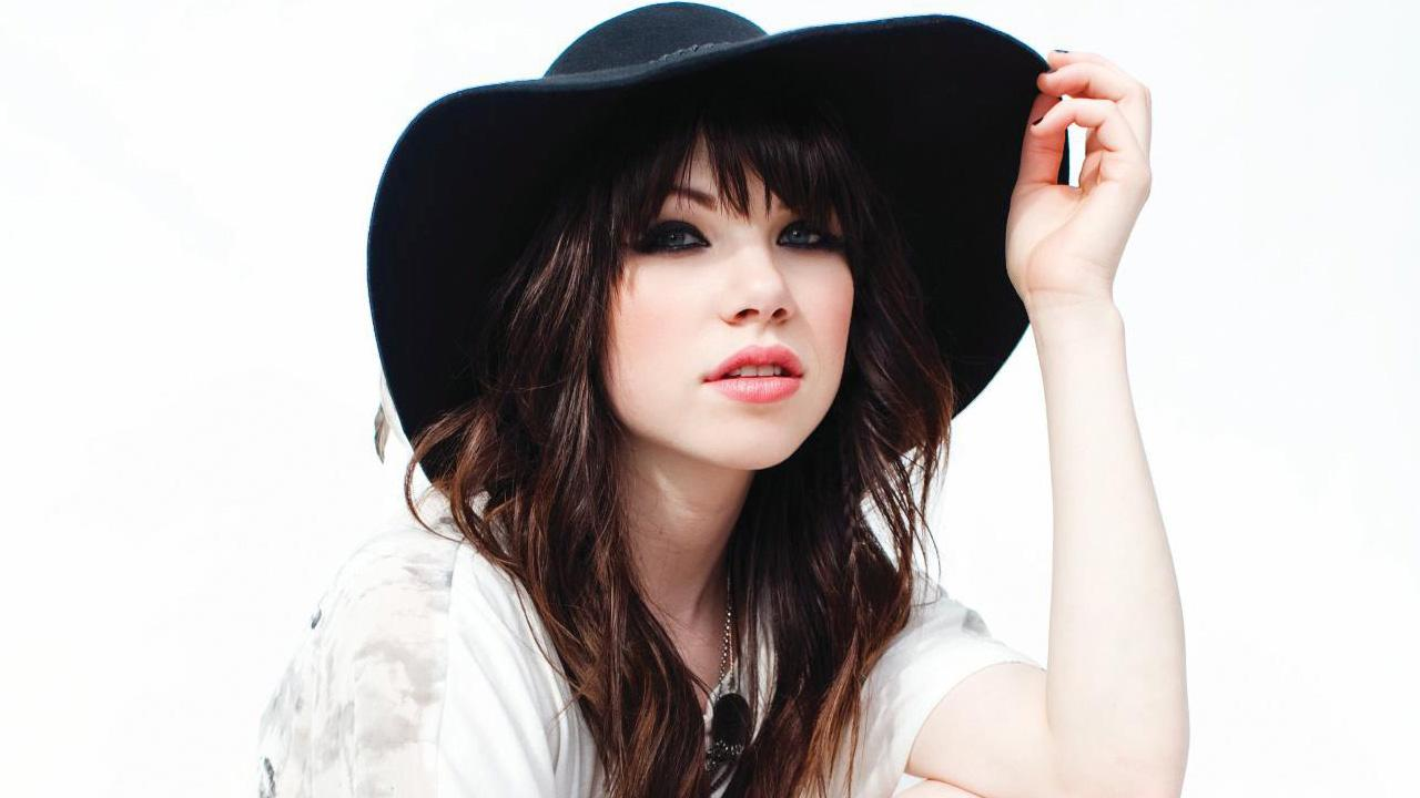 Carly Rae Jepsen appears in a promotional photo shared on her official Facebook page on July 12, 2012.