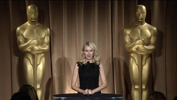 Naomi Watts talks Oscar nomination, 'The Impossible'