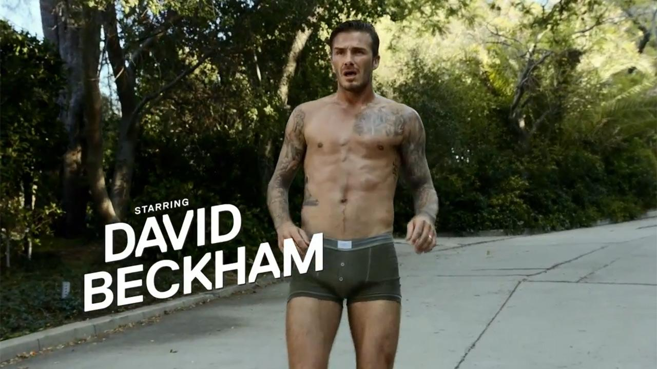 David Beckham appears in a 2013 H+M short film, directed by Guy Ritchie, and released early on Feb. 6, 2013H+M