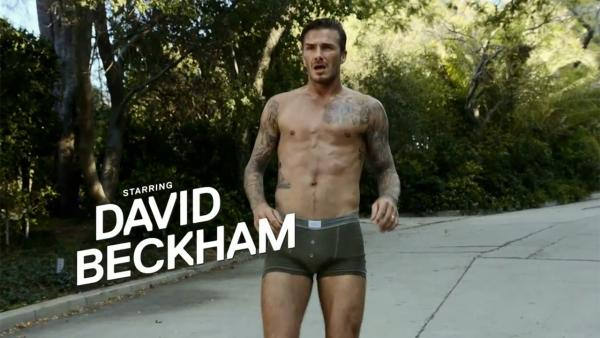 David Beckham appears in an 2013 H and M short film, directed by Guy Ritchie, and released early on February 6.