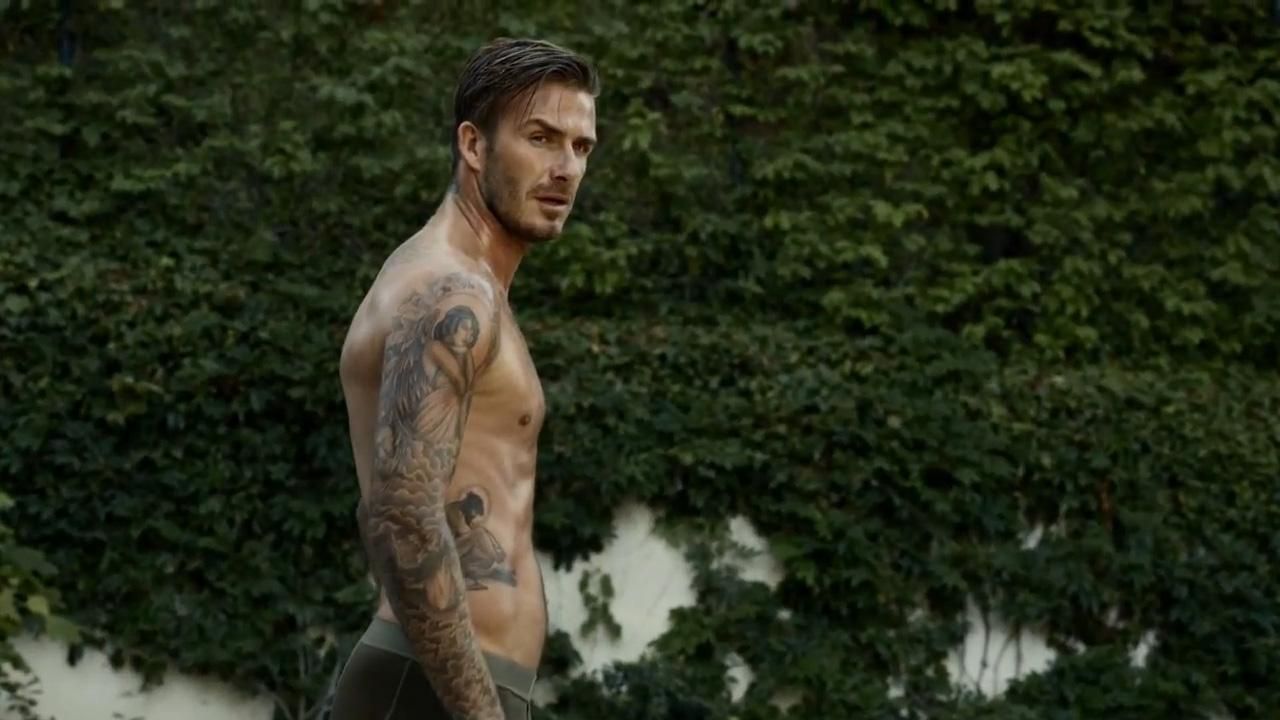 David Beckham appears in a 2013 H+M short film, directed by Guy Ritchie, and released early on Feb. 6, 2013 <span class=meta>(H&#43;M)</span>