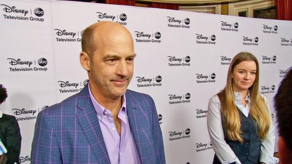 Anthony Edwards talks 'Zero Hour'