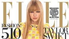Taylor Swift appears on the cover of ELLE magazines March 2013 issue. - Provided courtesy of Hachette Filipacchi Media / ELLE